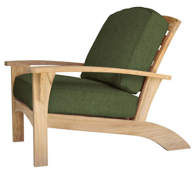 Augusta Teak Reclining Club Chair
