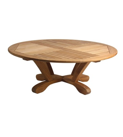 Cayman Teak Conversation Table
