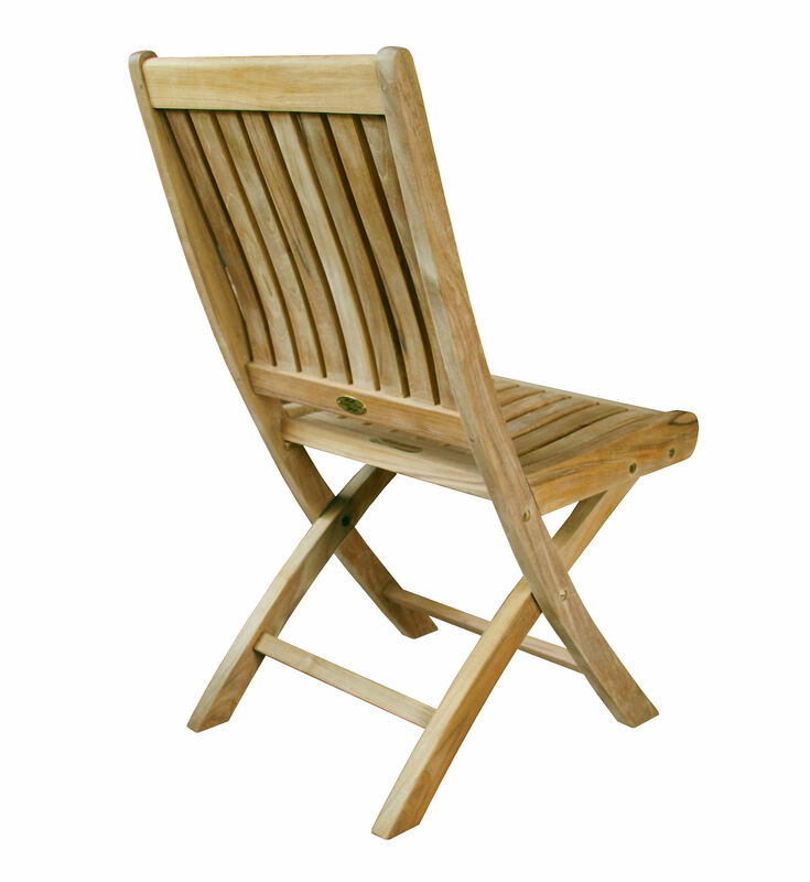 Douglas Nance Classic Folding Dining Side Chair