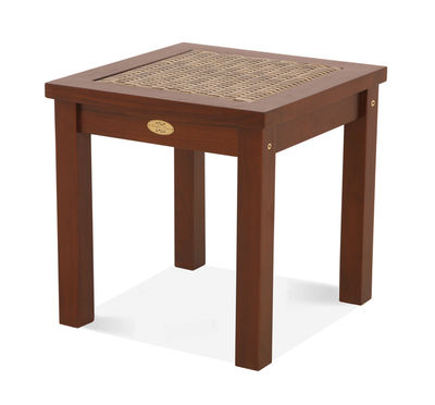 Teak Douglas Nance Bahama Side Table