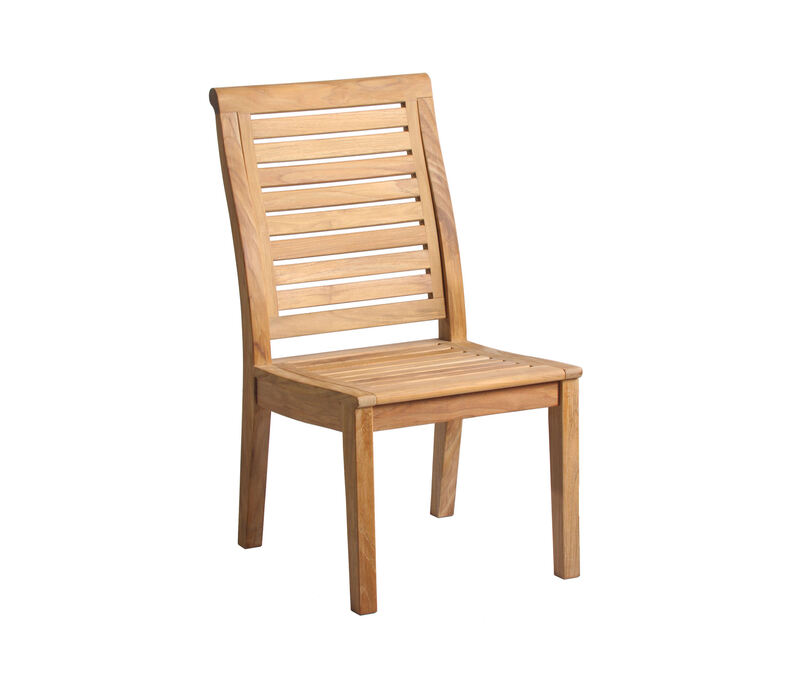 Cayman Teak Dining Side Chair