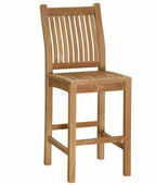 Classic Teak Bar Chair