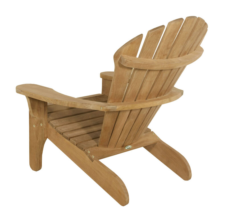 Atlantic Teak Adirondack Chair