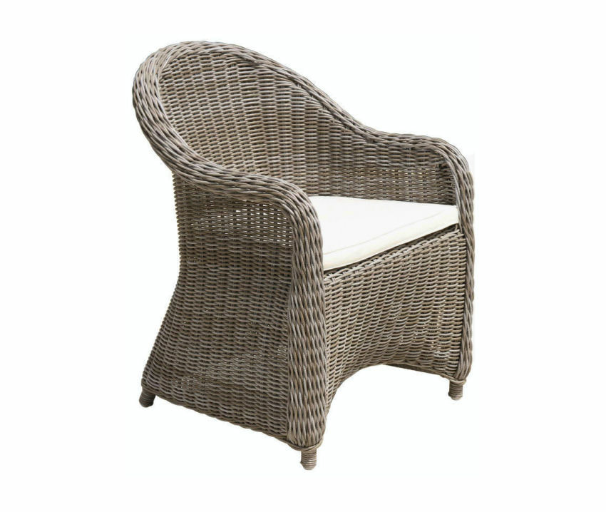 Monaco Wicker Armchair
