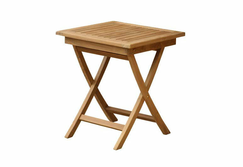 Douglas Nance Teak Classic 25 Folding Balcony Table